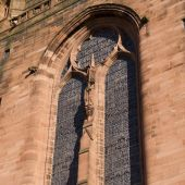 Liverpool Anglican Cathedral or the Cathedral Church of the Risen Christ — Stock Photo