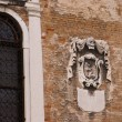 Ornate Buildings on the Grand Canal in Venice Italy — Stock Photo #57080133