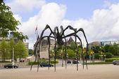 Spider Sculpture in Ottawa Canada — Fotografia Stock