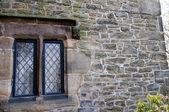 Elizabethan Architecture at Turton Tower in Blackburn Lancashire England — Stock Photo