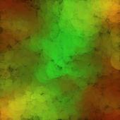 Abstact geométrica que consta de la superposición de elementos redondos — Vector de stock