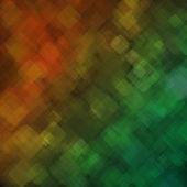 抽象几何背景组成的重叠的方形元素 — 图库矢量图片