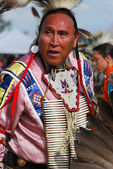 American Indian Pow Wow — Stock Photo