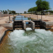 ������, ������: Canal System in Arizona