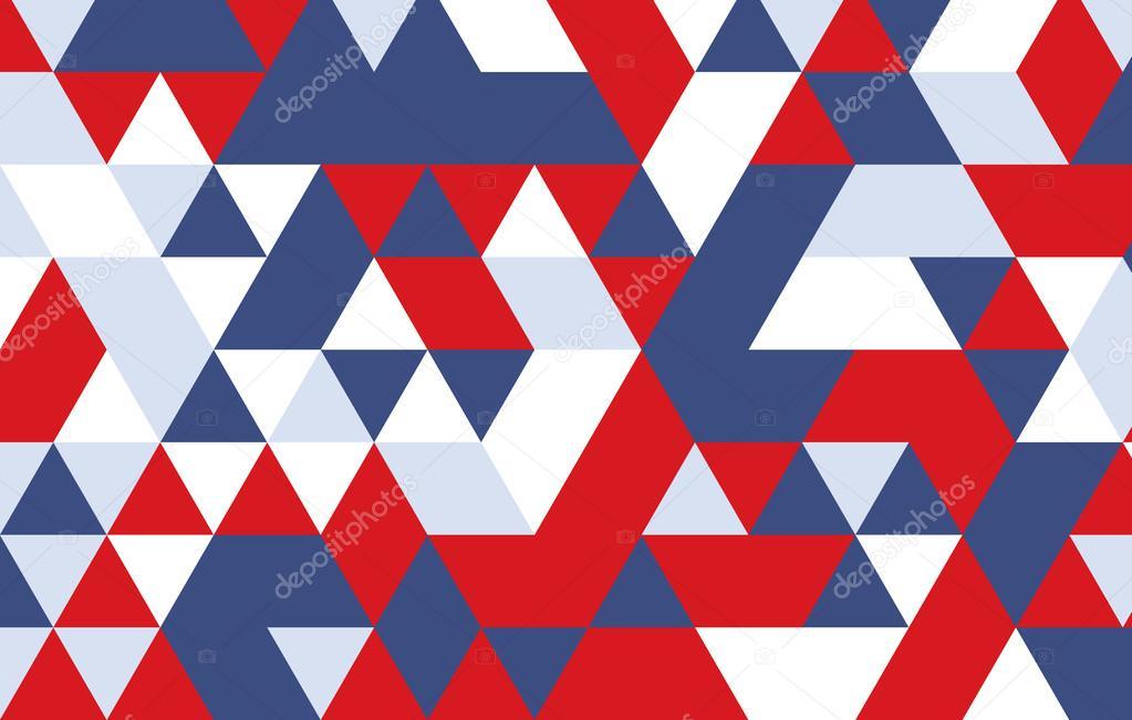 三角形图案背景 — 图库矢量图像08