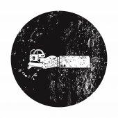 Ilustração em vetor de ícone moderno — Vetor de Stock