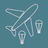 Ilustración vectorial del icono moderno — Vector de stock