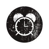 Illustration vectorielle de l'icône moderne silhouette — Vecteur