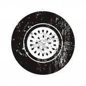 Vektor-Illustration von modernen Kontur Symbol — Stockvektor