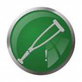 Illustration of vector icon — Vector de stock
