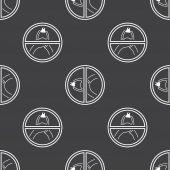 Ilustracja ikony wektor — Wektor stockowy