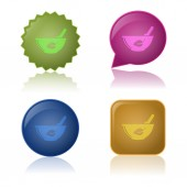 Illustration of vector icon — 图库矢量图片