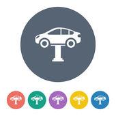 Modern auto repair icon — Stock Vector