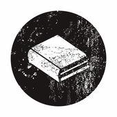 Moderne onderwijs pictogram — Stockvector