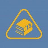 Modern education icon — Stock Vector