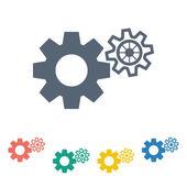 Vektor illustration av företag och finans-ikonen — Stockvektor