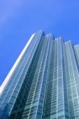 Skyscraper in perth, western australia — Stock Photo