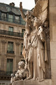パリ - フランスのオペラ座 — ストック写真