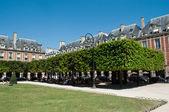 Place of Vosges in Paris — Stock Photo