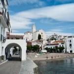 Cadaques village -Costa brava — Stock Photo #53092149