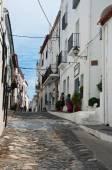 Cadaques village -Costa brava - Spain - taken 2 July 2013 — Stock Photo