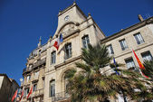 City hall in Beziers - France — Stock Photo