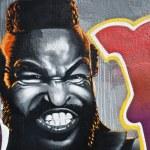 Постер, плакат: Urban Art Mister T