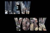 New York City concept — Stockfoto