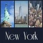 New York city collage — Stock Photo #57552239