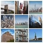 New York city collage — Stock Photo #57785109