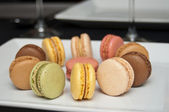 French macarons — Stock Photo