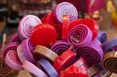 Lollipop assortment — Stock Photo