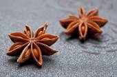 Dried anise — Foto de Stock