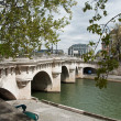 Bridge in Paris (pont neuf) — Stock Photo #63942435