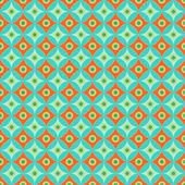 Fond abstrait motif géométrique sans soudure — Vecteur