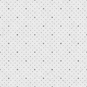 Dots background, old paper grunge texture. Seamless polka dot vintage pattern. Soft grey tender backdrop. — Stock Vector