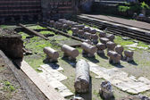 Excavaciones en Roma — Foto de Stock
