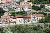 City on South Italy — Stock Photo