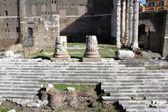 Excavations in Rome — Stock Photo
