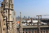 ミラノの大聖堂 — ストック写真