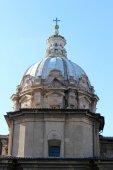 Église du dôme à Rome — Photo