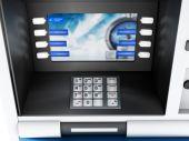 ATM keypad — Stock Photo