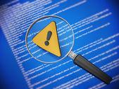 Software bug — Stock Photo