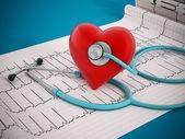 Heart health — Stock Photo