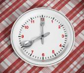 Meal time — Stock Photo