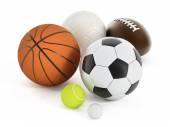 スポーツ ボール — ストック写真