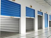 Storage rooms — Stock Photo