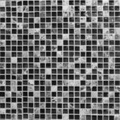 Vierkante tegel sier muren en vloeren in de badkamer — Stockfoto