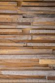 Timber wood brown wall background — Stock Photo