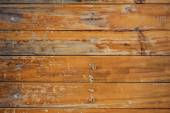 Timber wood brown plank background — Foto Stock